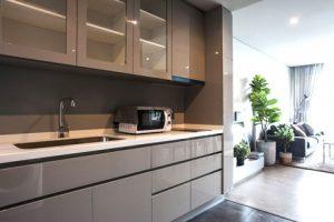 2 bedrooms condo rent Asoke-Sukhumvit CBD
