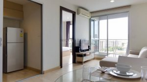 condo rent new CBD Ratchada