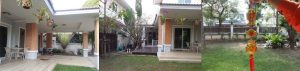 บ้านเดี่ยวบางคูวัต บ้านเดี่ยวถนน345