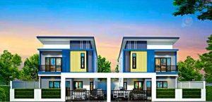 บ้านจัดสรรปราจีนบุรี