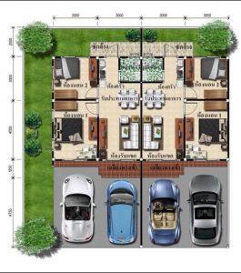 บ้านจัดสรรใกล้นิคมอุตสาหกรรม304