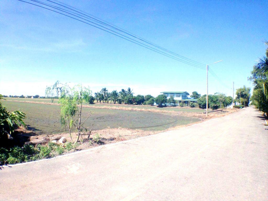 ประกาศขายที่ดินเปล่าคลองสี่คลองหลวงปทุมธานี
