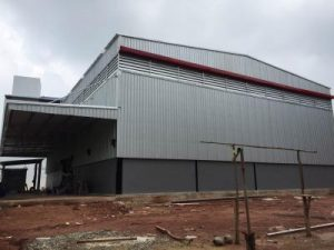สร้างโรงงานราคาประหยัด