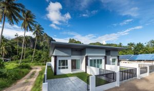 New and cheapest house for sale in Aonang Krabi,