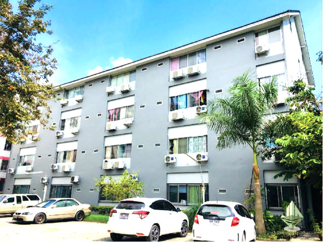 Apartment for Sale Rungsit Klong6