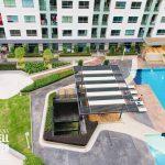 ถูกคอนโดลุมพินีจอมเทียนขายหรือให้เช่า  Lumpini Jomtien Seaview for Sale and rent, Cheapest Pattaya Condo for Rent and Sale