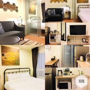 Lumpini Jomtien Seaview Condo For Sale or Rent