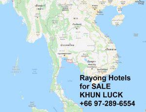 ขายถูกโรงแรมอพาร์ทเม้นท์ม่านรูดพัทยา ระยอง ชลบุรี