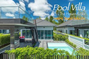 Brand new Villa 3 bedroom with pool and private jacuzzi  in Aonang Krabi