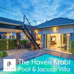 Ao Nang pool villa Krabi