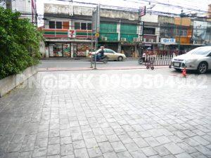 ถนนเทอดไทอาคารพาณิชย์ย่านตลาดพลูให้เช่า