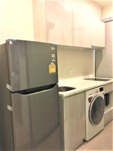 AsokeCBD Condo For Rent Life Asoke near MRT Petchburi