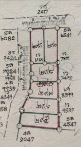 ขายที่ดินสีคิ้วเหมาะสร้างบ้าน