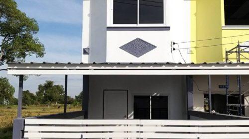 ขายบ้านทาวน์โฮม 2ชั้นในเขตเทศบาลเมืองร้อยเอ็ด
