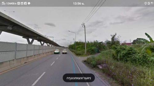 ขายที่ดินติดสถานีชุมทางรถไฟฟ้าตลิ่งชัน
