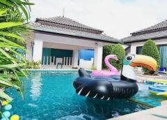 ขายบ้านเดี่ยวหรูหัวหิน ขายบ้านพร้อมสระว่ายน้ำหัวหิน